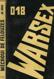 Mechoui De Felouzes - Couverture - Format classique