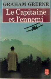 Le Capitaine Et L'Ennemi - Couverture - Format classique