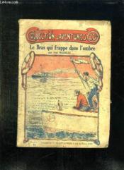 Le Bras Qui Frappe Dans L Ombre. - Couverture - Format classique