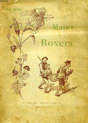 Aux Mains Des Boxers - Couverture - Format classique