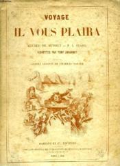 Voyage Ou Il Vous Plaira, Suivi Des Contes Choisis - Couverture - Format classique