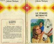 Le Temoin Retrouve - Bitter Alliance - Couverture - Format classique