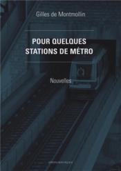 Pour quelques stations de métro - Couverture - Format classique