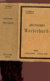 Deutsches - Wörterbuch. - Couverture - Format classique