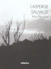 Lasperge Sauvage - Couverture - Format classique
