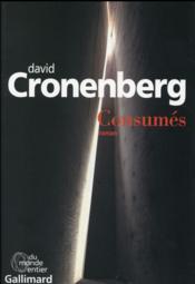 Consumés - Couverture - Format classique