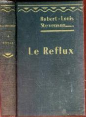 Le Reflux. - Couverture - Format classique