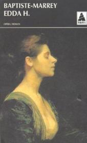 Edda h. ou la derniere marechale suivi de : il bacio di tosca babel 138 - Couverture - Format classique
