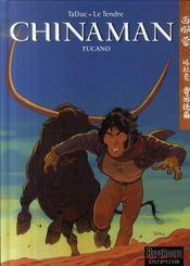 Chinaman t.9 ; tucano - Intérieur - Format classique