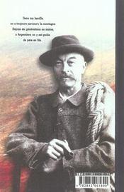 Guide de haute montagne t1 - 4ème de couverture - Format classique