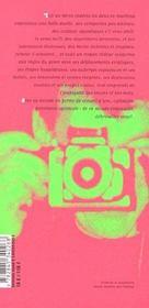 Ch - 4ème de couverture - Format classique