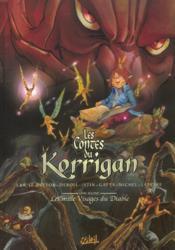Les contes du korrigan T.2 ; les mille visages du diable - Couverture - Format classique