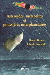 Aster. meteor. poussieres interplanet. - Intérieur - Format classique