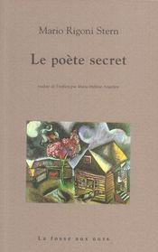Le Poete Secret - Intérieur - Format classique
