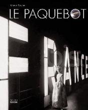 Le paquebot France - Intérieur - Format classique