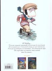 O'malley t2 mary - 4ème de couverture - Format classique