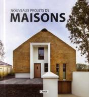 Nouveaux projets de maisons - Couverture - Format classique