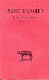 Histoire naturelle L24 - Couverture - Format classique