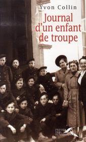Journal d'un enfant de troupe - Intérieur - Format classique