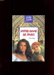 Notre Dame De Paris - Couverture - Format classique