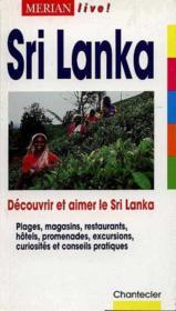 Sri Lanka - Couverture - Format classique
