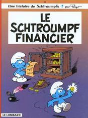 Les Schtroumpfs t.16 ; le Schtroumpf financier - Intérieur - Format classique