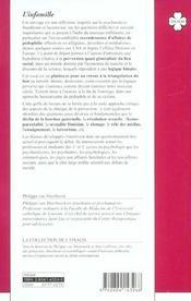 L'infamille - 4ème de couverture - Format classique