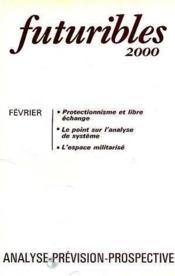 Futuribles 2000 No20 Fevrier 1979 - Couverture - Format classique