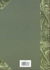 Le livre de cave - 4ème de couverture - Format classique