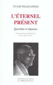 Eternel Present (L') - Intérieur - Format classique