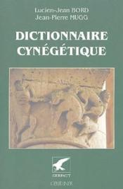 Dictionnaire cynégétique - Couverture - Format classique