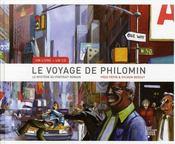 Le voyage de philomin - Intérieur - Format classique