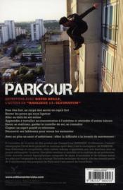 Parkour - 4ème de couverture - Format classique