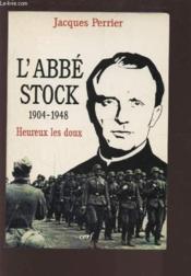L'abbe stock - Couverture - Format classique