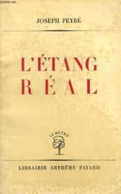 L'Etang Real. - Couverture - Format classique