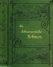 Der Schweizerische Robinson - Couverture - Format classique