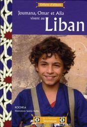 Joumana, Omar et Alia vivent au Liban - Intérieur - Format classique
