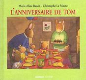 L'anniversaire de Tom - Intérieur - Format classique