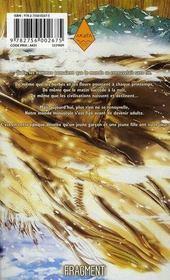 Fragment t.4 - 4ème de couverture - Format classique