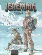 Jeremiah ; INTEGRALE VOL.2 ; T.5 A T.8 - Intérieur - Format classique