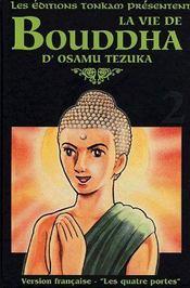 La vie de Bouddha T.2 - Couverture - Format classique
