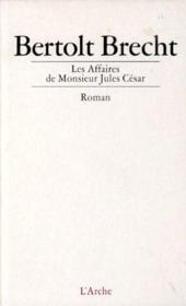 Affaires de monsieur jules cesar (les) - Couverture - Format classique