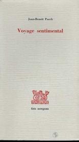 Voyage Sentimental - Couverture - Format classique