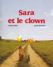 Sara et le clown - Intérieur - Format classique
