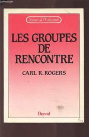 Groupes De Rencontre - Couverture - Format classique