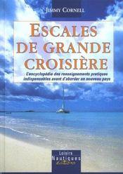 Escales De Grandes Croisieres - Intérieur - Format classique