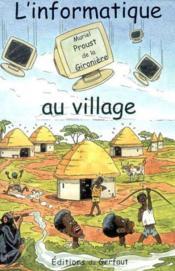 L'informatique au village - Couverture - Format classique