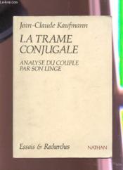 La Trame Conjugale - Couverture - Format classique