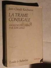 La Trame Conjugale - Intérieur - Format classique