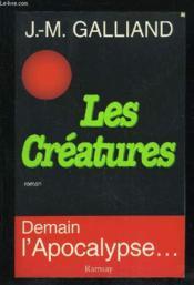 Les creatures - Couverture - Format classique